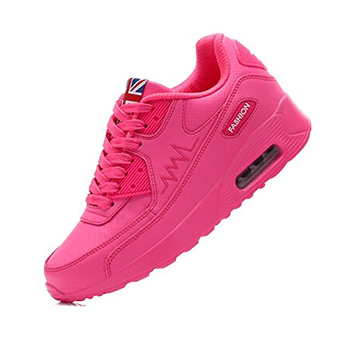 Pink Sneaker White Kivors Donna Bianco UIzW4SdqP