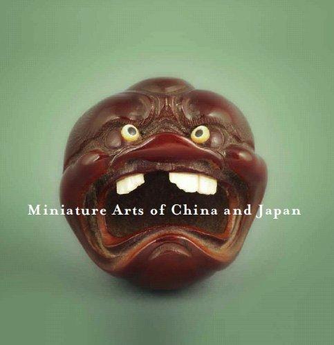 Miniature Arts of China and Japan (English and French - China Miniature