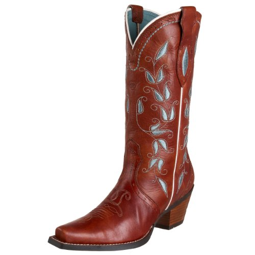 Ariat Women's Sonora Boot,Red Chestnut,9 M US