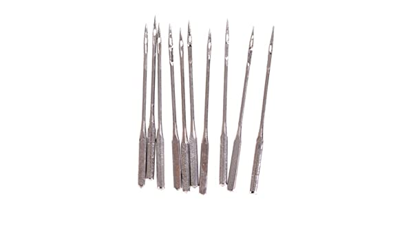 30 EACH SINGER BALL POINT 2045 GOLD TIP HOME SEWING MACHINE NEEDLES   SIZE#11