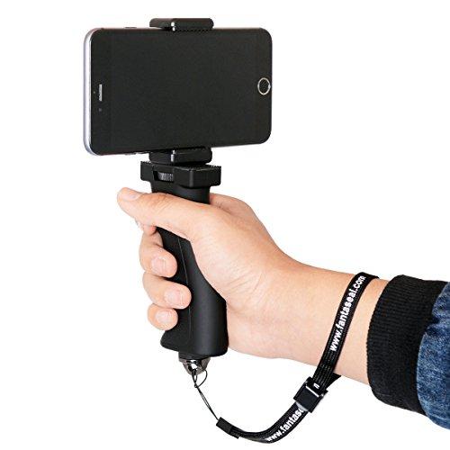 Fantaseal Ergonomic Smartphone Handhled Grip Stabilizer