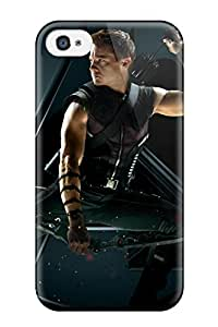 High Quality The Avengers 55 Case For Iphone 4/4s / Perfect Case