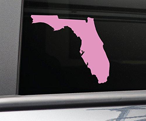 - Florida Vinyl Decal Laptop Car Truck Bumper Window Sticker, 5.5
