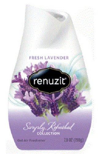 * Adjustables Air Freshener, Fresh Lavender, Solid, 7 oz