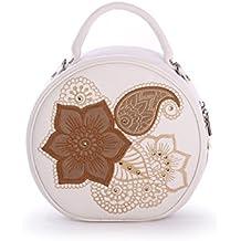 Alba Soboni PU Leather Romantic Design Cross body Fashion Handbags with Shoulder Strap for Women