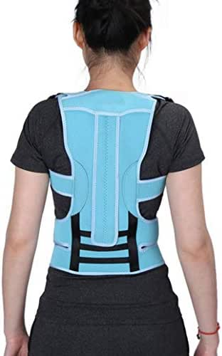 Unisex Posture Corrector Back Braces Shouder Spine Support Orthopedic Back Belt