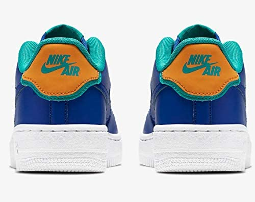 Nike Air Force 1 Lv8 1 DBL GS, Chaussures de Basketball Homme
