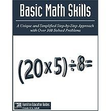 Basic Math Skills: Hamilton Education Guides Manual 6
