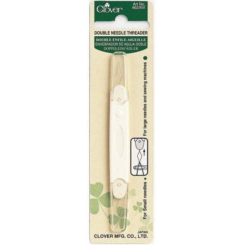 bon service offre sélectionner pour véritable Clover Double Sided Needle Threader - Small & Larger Needle Eye #462