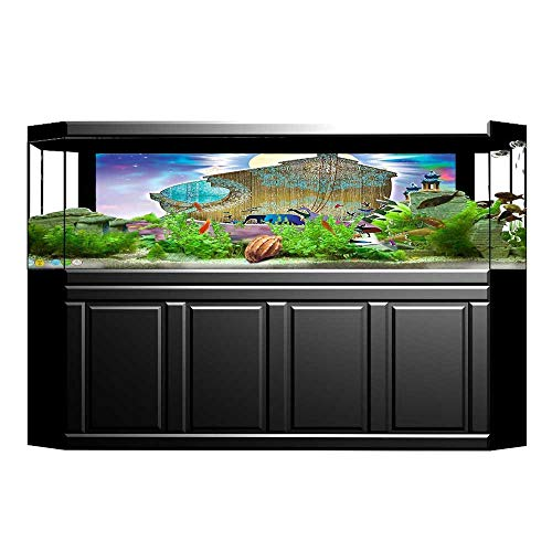UHOO2018 Background Decoration Noahs Ark Myth Themed Big Ship with All Couple Animals on The Shore Home Decoration 23.6
