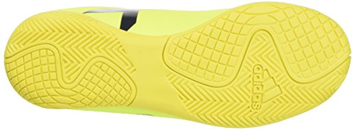 adidas X 17.4 In J, Zapatillas de Fútbol Sala Unisex Niños Amarillo (Amasol/Tinley/Tinley)