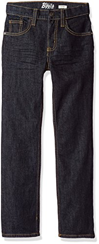 Osh Kosh Boys' Toddler Skinny Jeans, True Rinse, 5T