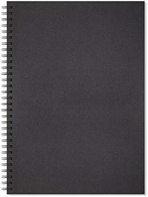 Artgecko Shady Sketchbook A4 Portrait 40 Sheets A4 Portrait - 80 Pages