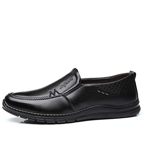 Low Uomo 40 Nero Oxford color Da Nero Pure Casual Top Color On Eu Ofgcfbvxd Shoes Mocassini Comodo Comode Slip Dimensione D'affari Business Scarpe Simple 1gxWw8