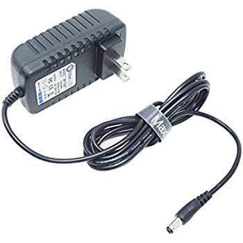 12v 2a ac power replacement adapter for yamaha for Yamaha pa150 portable keyboard power adapter