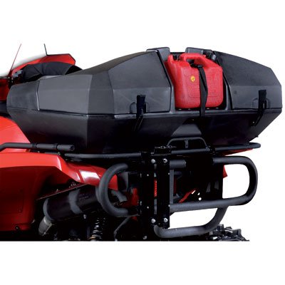 Kimpex Outback Rear Trunk Black 89 Liter for Honda RANCHER 420 4x4 AT DCT IRS 2015-2018