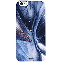DH-hoping (TM) cell phone case for Iphone 6 plus 5.5 High Impackt Combo Soft Silicon Rubber Hybrid Hard Pc & Metal Aluminum Protective Case with Red tribe totems Luxurious Pattern(white)