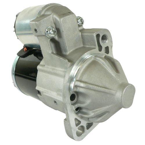 DB Electrical SMT0285 Starter For Mitsubishi Lancer EVO Evolution W/Turbo 2.0L 2.0 03 04 2003 2004 /MN128202 /M128202D /M0T31171 /12 Volt, CW -