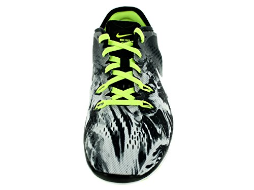 5 Entrainement Print Tr 0 Running Nike Free nero Fit Adulte Mixte bianco 5 FRWnR5B8