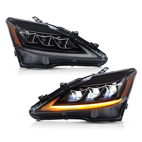 lexus is 350 headlights - 7