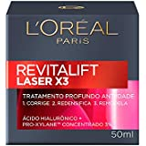 Creme Revitalift Laser X3 Intenso 50ml, L'Oréal Paris
