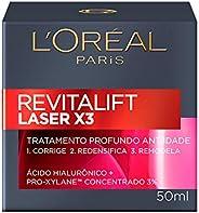 Creme Revitalift Laser X3 Intenso 50ml, L'Oréal P