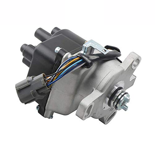 MOSTPLUS New Ignition Distributor for 96-01 Acura Integra LS RS SE 1.8L OBD2 TD85U (1.8L Non-VTEC Engines)