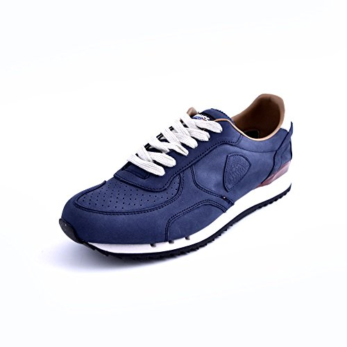 Blauer USA 7SHERITAGE/NUB Sneakers Hombre NAVY 42