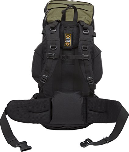 Teton Sports Scout 3400 Internal Frame Backpack; High-Performance Back... - 41mxA66qd2L