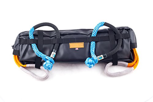 Bumper Mount Recovery Strap Bag   Made In Usa  Overland Off Road Car Camping Gear