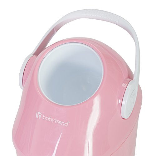 Baby Trend Diaper Champ Deluxe, Peek-A-Boo Pink by Baby Trend (Image #4)
