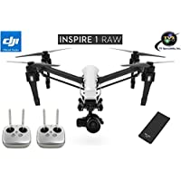 DJI INSPIRE 1 RAW with Zenmuse X5R 4K Cam & 3-Axis Gimbal