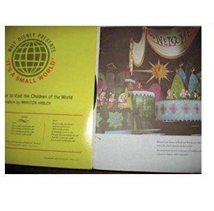 Walt Disney's It's a Small World w/ Full Color Illustrated Book. [Vinyl] Disney - Disney Cinderella Album