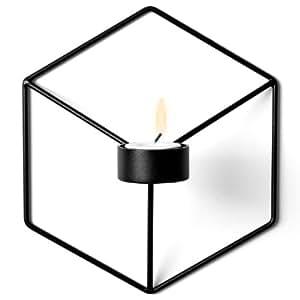MENU POV Wall Candleholder, Black