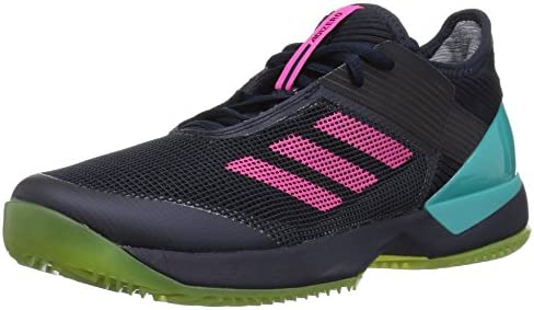 adidas Womens Adizero Ubersonic 3 Clay Blue Size: 5: Amazon