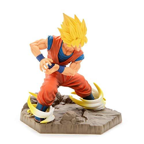 Banpresto Dragon Ball Z Absolute Perfection Son Goku Figure