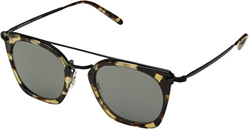 Oliver Peoples Eyewear Women's Dacette Sunglasses, Hickory Tortoise/Graphite Gold, One - Cateye Glasses Peoples Oliver