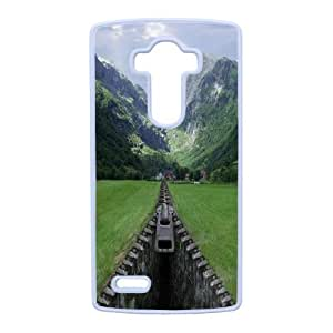 DIY Magical Zipper Theme Phone Case Fit To LG G4 , A Good Gift To Your Family And Friends