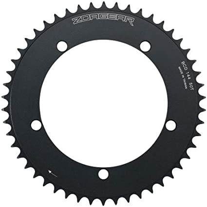 """Fixed Gear BCD144 Chainring 1//8/"""" chain Single speed fixie"""