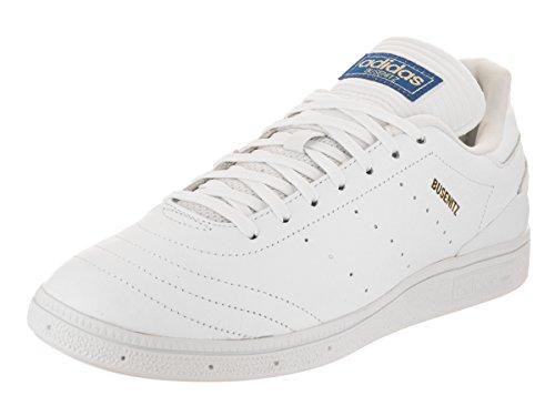 Adidas Mænds Busenitz Rx Skate Sko Ftwwht / Goldmt / Blubir rnZcK