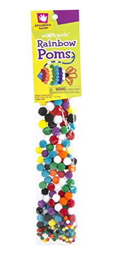 Creative Hands Poms for Crafting (225 Piece), (Wacky Packages Poster)