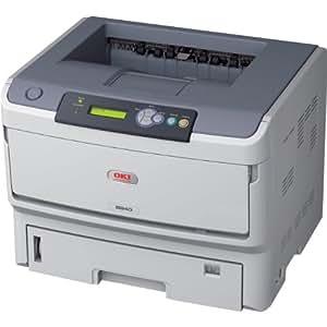 Oki B840Dn - Impresora láser monocromo (A3, 40 ppm, 1200X1200 Dpi, Ethernet Paralelo,Usb, Dúplex)
