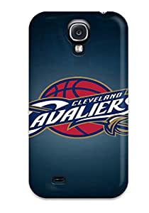Sherry Green Russell's Shop Special Design Back Cleveland Cavaliers Logo Wallpapers Phone Case Cover For Galaxy S4 8699051K57646200
