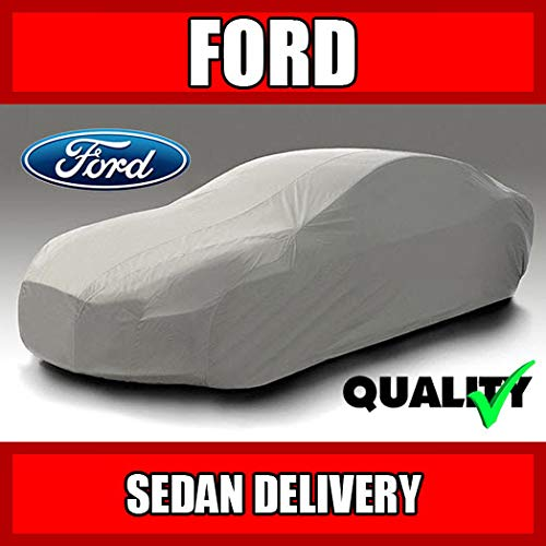 Cheap autopartsmarket Ford Sedan Delivery 1937 1938 1939 Ultimate Waterproof Custom-Fit Car Cover free shipping