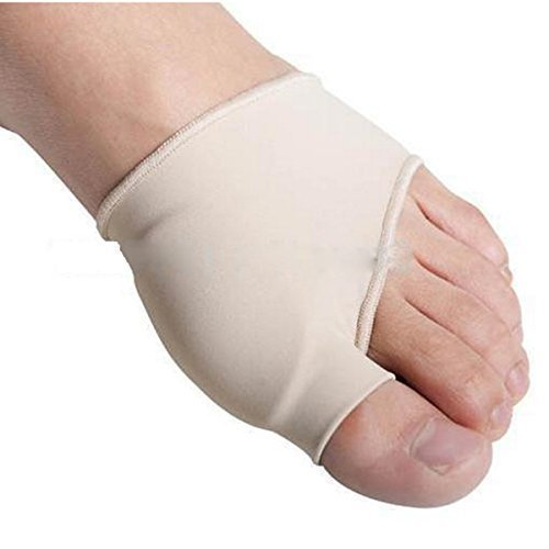 Amazon.com: Gel Bunion Sleeve (Left/Right foot) by GHS: Health & Personal Care