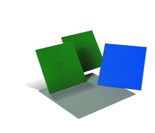 LEGO Large Baseplate Bundle 3 Pack