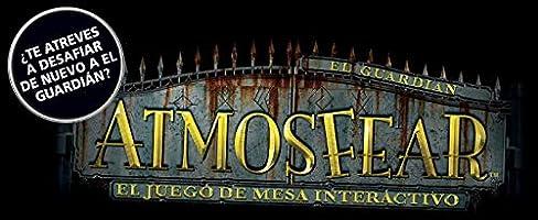 Educa Borrás Atmosfear Juego de Mesa (18354): Amazon.es: Juguetes ...