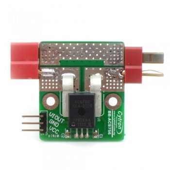 50a Current Sensor Using Hall Effect Based Linear Current