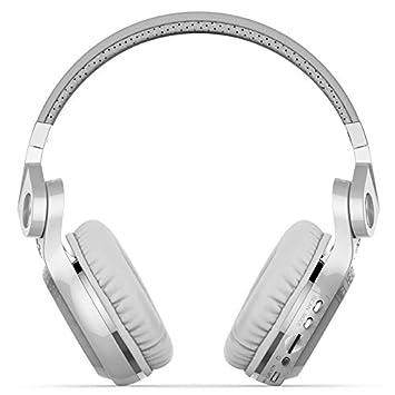 Auriculares inalámbricos Bluetooth en la oreja, elecfan Auriculares Bluetooth Super Bass estéreo Auriculares inalámbricos en