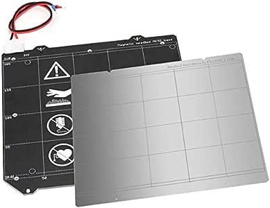 REFURBISHHOUSE Para Prusa I3 Mk3 Impresora 3D Mk3 Cama De Calor ...